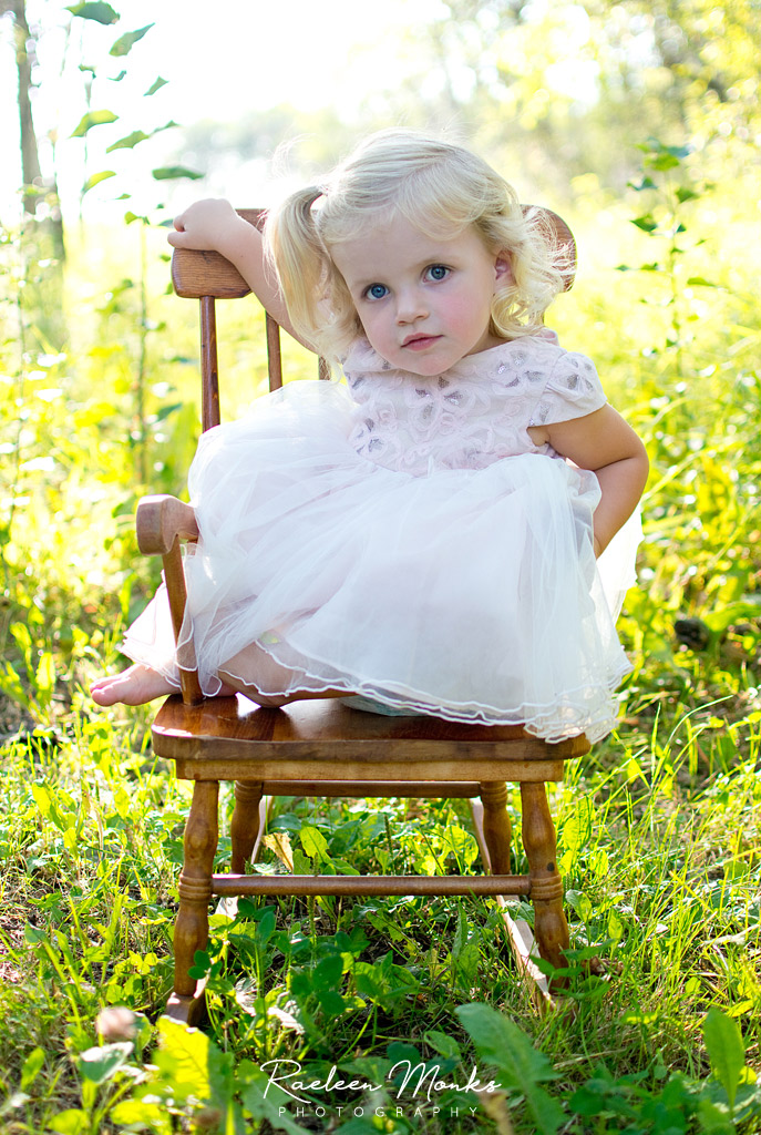 Little Sweetheart - Toddler Photography