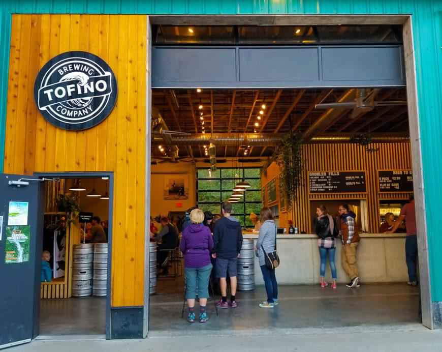 The Tofino Brewing Company