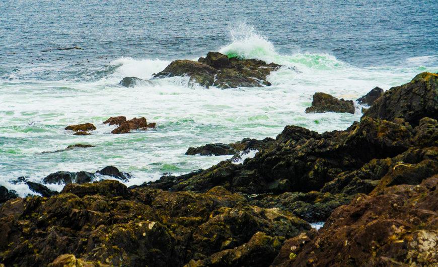 Crashing Ocean Waves